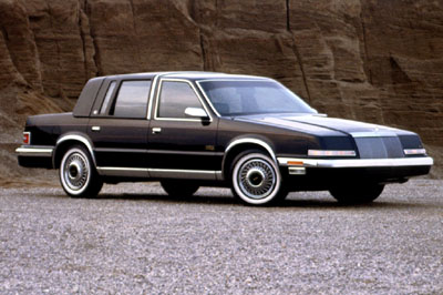 1989 chrysler fifth avenue