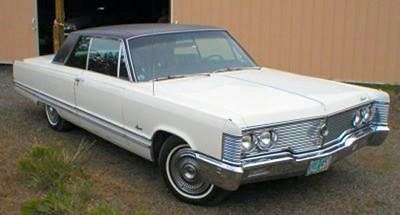 Chrysler Imperial Parts