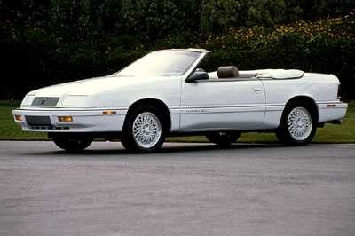 Chrysler Lebaron Parts