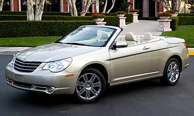 Chrysler Sebring Parts